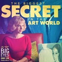 Music From Tim Burton's BIG EYES Now Available on Interscope Records