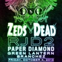Zeds Dead to Perform in New York at Terminal 5 on Today