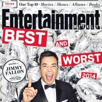 Jimmy Fallon Named EW's 2014 Entertainer of the Year