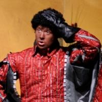 BWW Reviews: Slapstick LEND ME A TENOR Sings at Ocean State Theatre