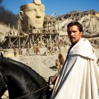 Photo Flash: First Look - Christian Bale in EXODUS, Plus New Shots from X-MEN, PLANET OF THE APES