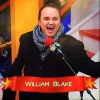 CABARET LIFE NYC: Award-Winning Singer WILLIAM BLAKE Stars at MACY's Thanksgiving Day Parade