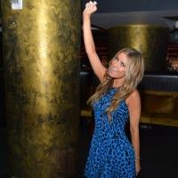 Carmen Electra Plays Beer Pong at 21 & OVER Blu-ray Release Party