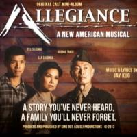 BWW World Premiere Exclusive! ALLEGIANCE First Listen & First Video Footage