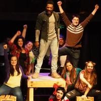 BWW Reviews: Intimate Staging of RENT Brings the Characters Into Sharp Focus