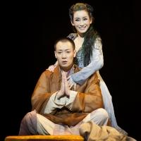 BWW Reviews: A Fascinating, Yet Off-Beat GREEN SNAKE from the National Theater of China