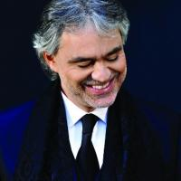 Andrea Bocelli Returning to Houston, 12/10
