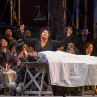 Photo Flash: First Look at Eric Owens, Adina Aaron and More in Lyric Opera's PORGY AND BESS