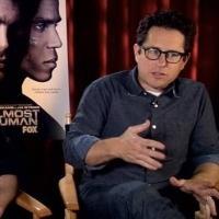 BWW Interview's J.J. Abrams, J.H. Wyman Talk New FOX Series ALMOST HUMAN