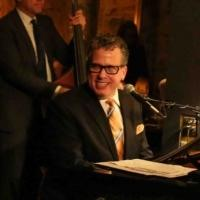 Photo Coverage: Jim Caruso & Billy Stritch Continue Holiday Fun at Bemelmans Bar