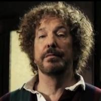 VIDEO: First Look - Alan Rickman Stars as Famed Club Owner in CBGB