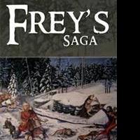 L.K. Hill Releases FREY'S SAGA
