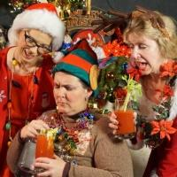 BWW Reviews: Color A BLOODY MARY CHRISTMAS Blue