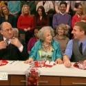 Cast of Off-Broadway's OLD JEWS TELLING JOKES Appears on THE CHEW
