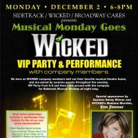 Cast of WICKED Set for Musical Mondays at Sidetrack to Benefit BC/EFA Today