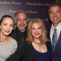 Photo Coverage: Metropolitan Room Hosts Reception for Julie Budd's Residency