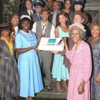 Photo Coverage: THE TRIP TO BOUNTIFUL Celebrates 100th Performance