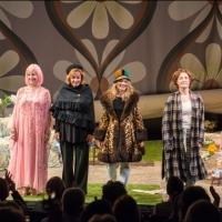 Photo Flash: THE KILLING OF SISTER GEORGE Celebrates Opening Night