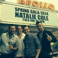 Human Nature Plays Apollo Theater's 80th Anniversary Spring Gala