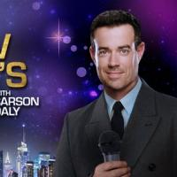 NBC's NEW YEAR'S EVE WITH CARSON DALY Matches 5-Year High