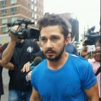 UPDATE: Shia LaBeouf Released from Jail Following Arraignment
