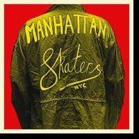 SKATERS Set to Celebrate Release of Debut Album 'Manhattan' with Album Party Show