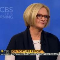 Sen. Claire McCaskill Talks Recent CIA Report on Torture on CBS