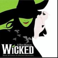 WICKED to Hold Ticket Lottery at Old National Centre; Runs thru Dec 1