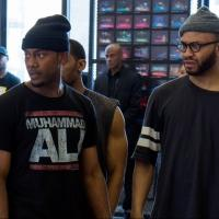BWW TV: Meet the Company of HOLLER IF YA HEAR ME on Broadway- Plus a Performance Preview!