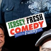 Jersey Fresh Comedy to Perform at Bridge Street Live, 6/20