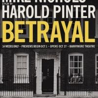BETRAYAL Box Office Gets Head Start, Opening Today for One Week Only
