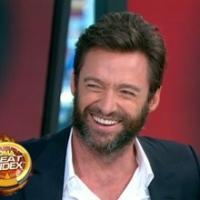 Hugh Jackman Chats WOLVERINE on Today's GMA