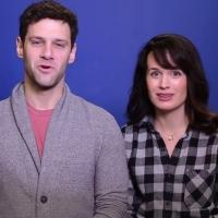 STAGE TUBE: Justin Bartha and Elizabeth Reaser Tease MCC's PERMISSION Video