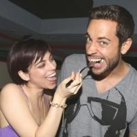 EXCLUSIVE Photo Coverage: Krysta Rodriguez Celebrates Birthday with FIRST DATE Cast!