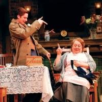 Photo Flash: First Look at Jayne Houdyshell, Will Rogers and More in Westport Country Playhouse's THE SHOW-OFF