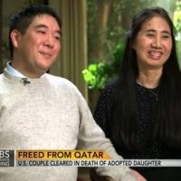 American Couple Held in Qatar Speak with CBS THIS MORNING
