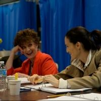 Photo Flash: In Rehearsal with HANDLE WITH CARE Off-Broadway