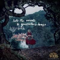 Lilla Crawford Featured in All-New INTO THE WOODS Social Media Art