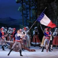 BWW Reviews: The Mikhailovsky Ballet's THE FLAMES OF PARIS