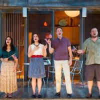 Review Roundup: LIPS TOGETHER, TEETH APART Opens at Second Stage