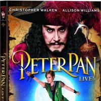 NBC's PETER PAN LIVE to Be Available on DVD 12/16