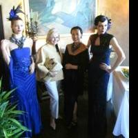 Sue Wong Hosts LACMA Costume Council Tea