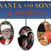 iBooks Releases 'Epic Poem' of 'SANTA AND SONS... and Daughter'
