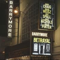 Up on the Marquee: BETRAYAL