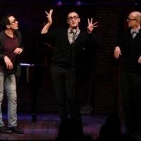 Photo Coverage: MURDER FOR TWO Cast Celebrates Album Release!