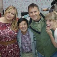 Heather Morris' GLEE Parents Revealed as Actress Shares Final Day on Set