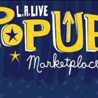 POPUP Marketplace Opens Today at L.A. LIVE