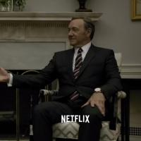 VIDEO: Watch Just-Released Trailer for Netflix's HOUSE OF CARDS Season 3