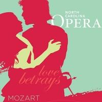 The North Carolina Opera Presents Mozart's DON GIOVANNI, 4/18-26