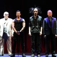 Photo Coverage: Meet the Company of Broadway's THE  ILLUSIONISTS